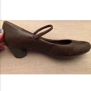 CAMPER Mary Jane Kim Shoes Pumps Leather 39
